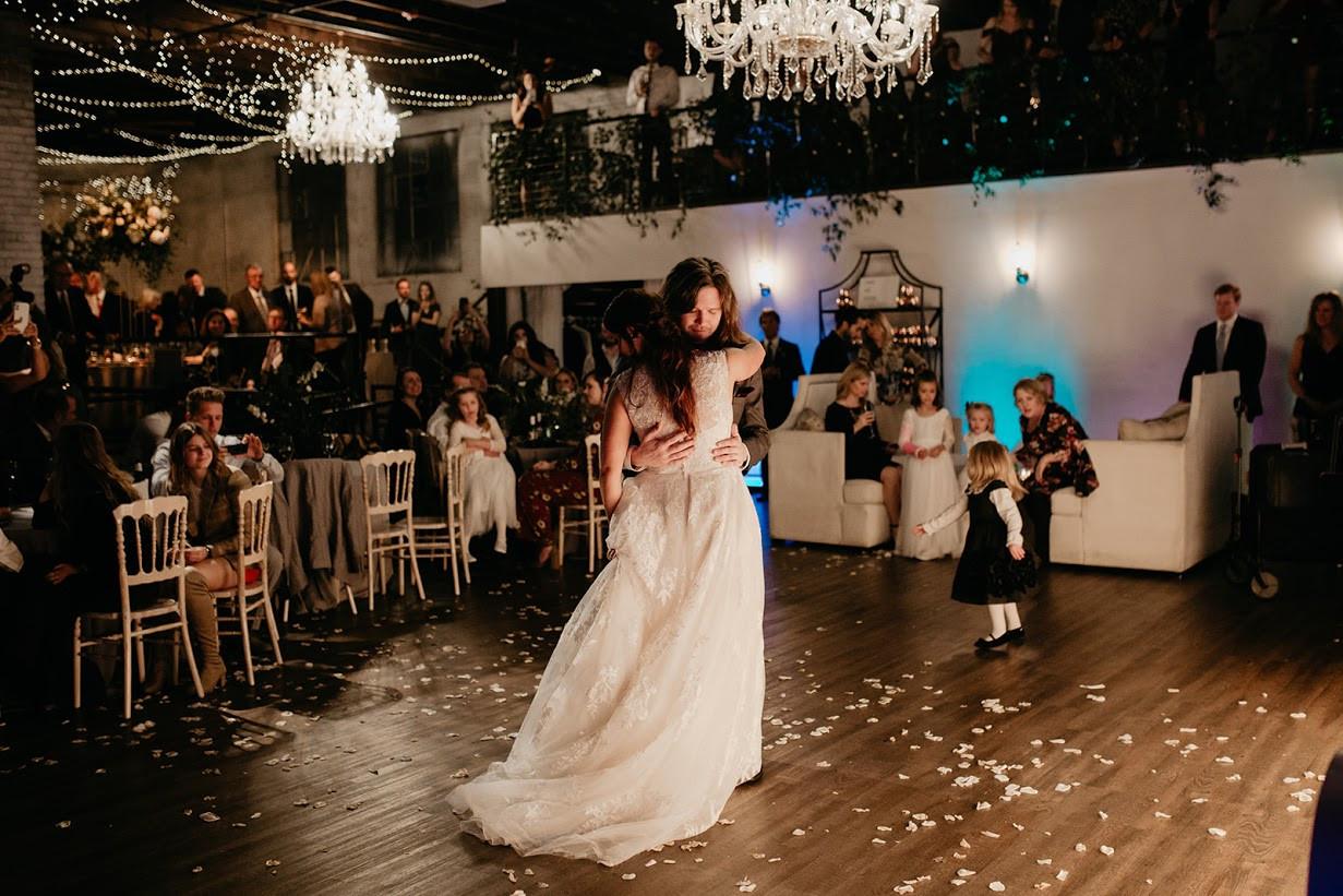 Dysart Wedding