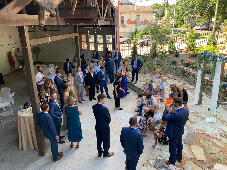 Cocktail Hour on the Veranda