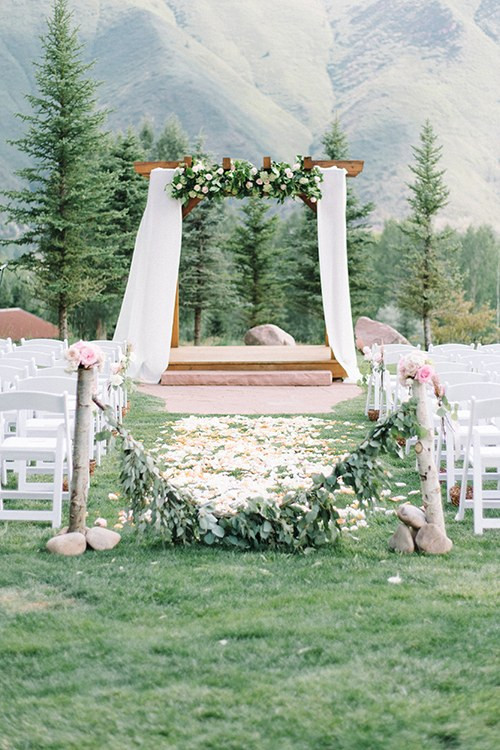 Wedding Ideas -  Arches & Arbors