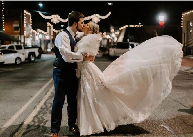 Laura & Caleb Downtown Siloam