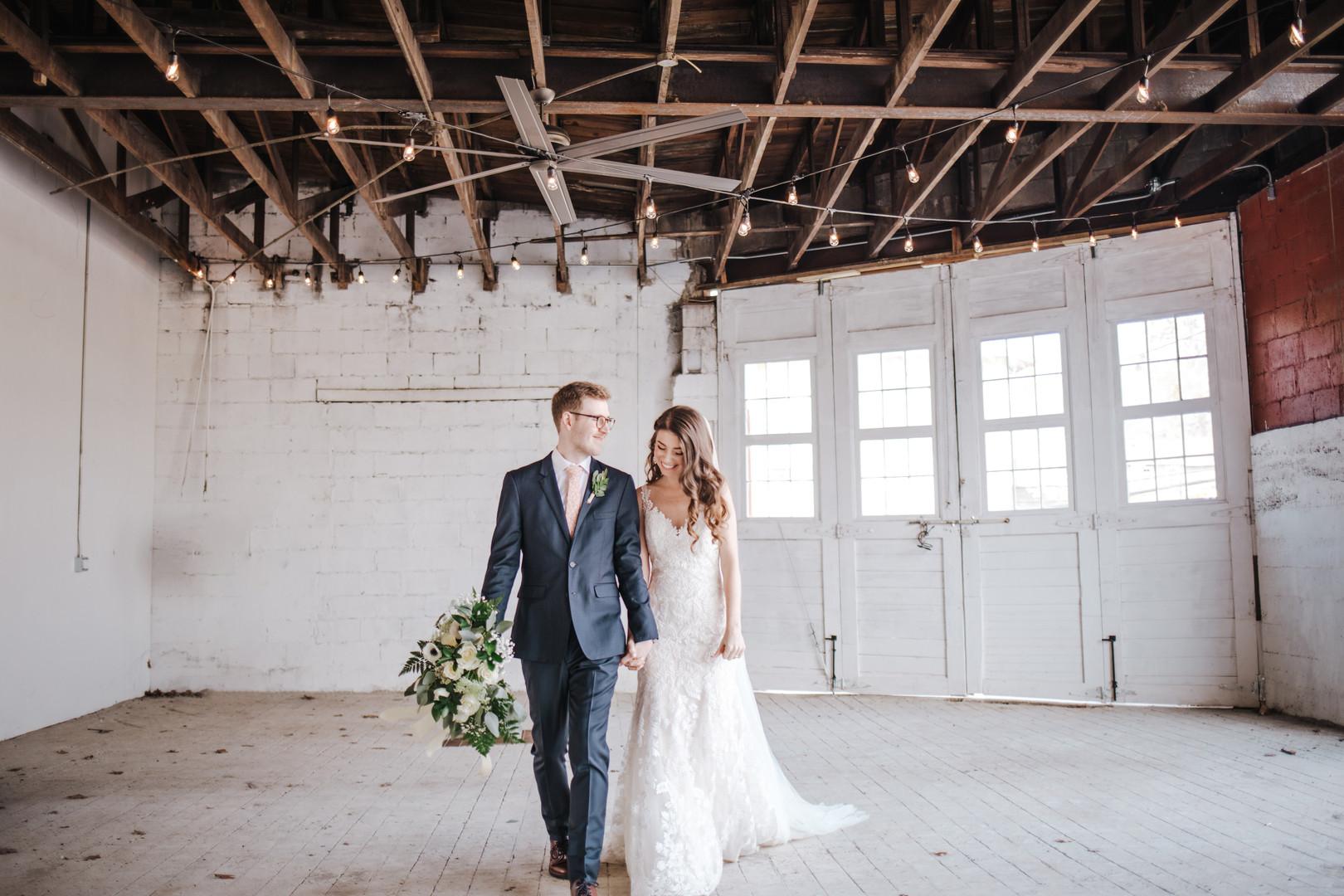 Garrett & Logan's Wedding