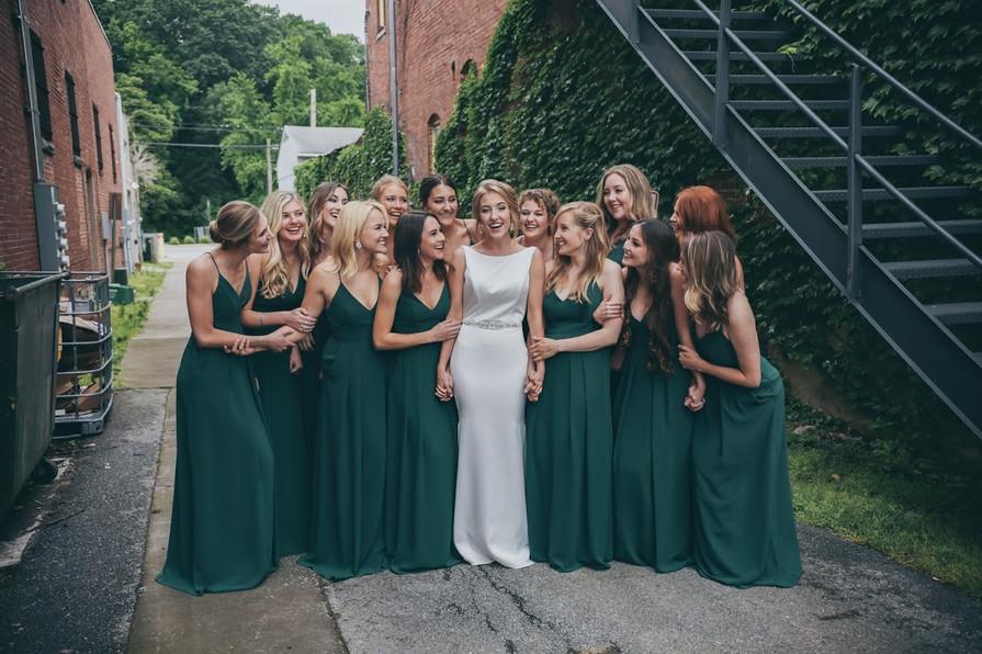 Hill Wedding