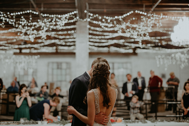 Dancing under the Fairy Lights