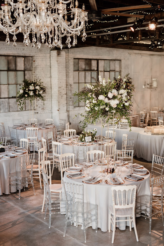 Spring Wedding at the Brick Ballroom