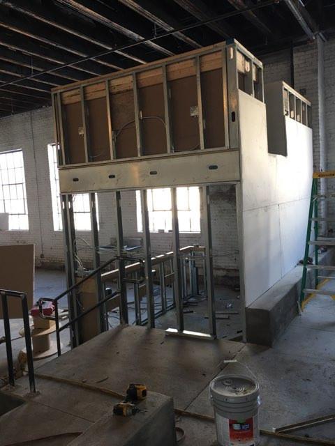 Bar Area & DJ Booth Countertops