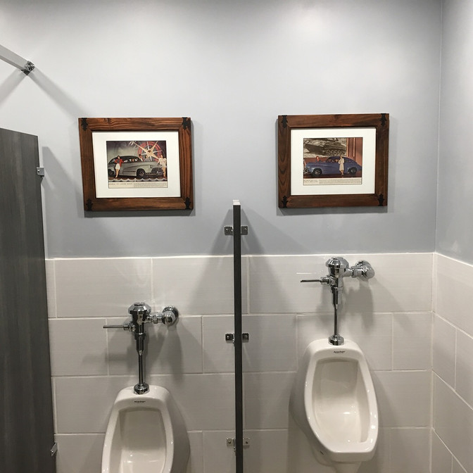 Bathroom Mementos