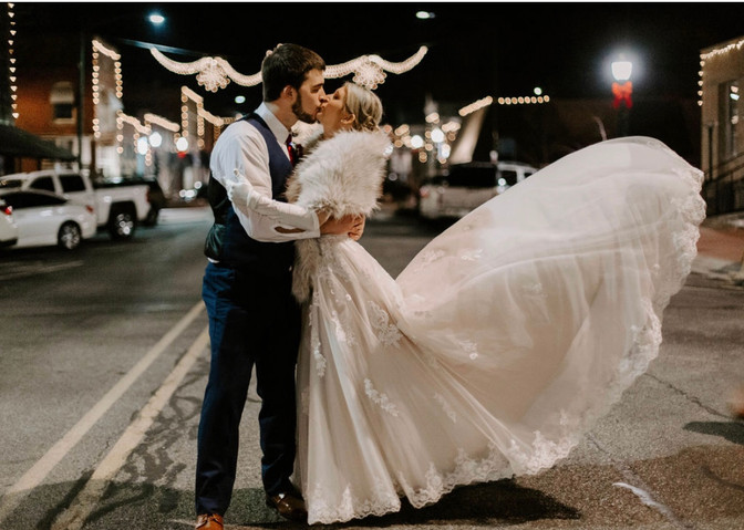 Planning a New Year's Eve Wedding