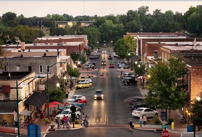 Brick Ballroom Wins Best Historic Renovation in the State of Arkansas.
