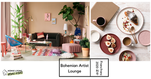 以「Bohemian Artist Lounge」為設計靈感的Francfranc 2020 秋冬系列