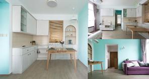 《設計案例》Snow White in Tiffany -打造你的家居浪漫氛圍