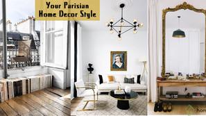 6 個元素打造你家中的巴黎浪漫遐想