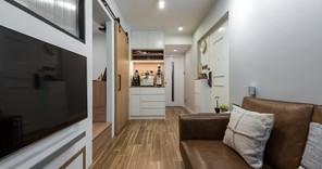 《設計案例》290尺的小家居也不會阻擋你對生活空間和享受的追求!