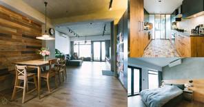 《設計案例》懷舊X輕工業風 - 大膽凸顯你個性的家居