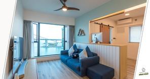 《設計案例》將舊有家具融入新居,新舊融合,反而襯托出屋主的品味!