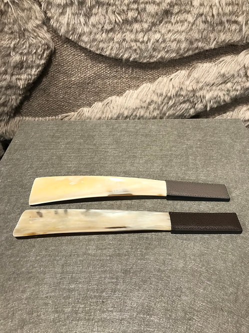 Shoehorn handcrafted small