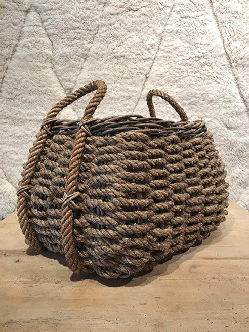 Basket rope natural, medium