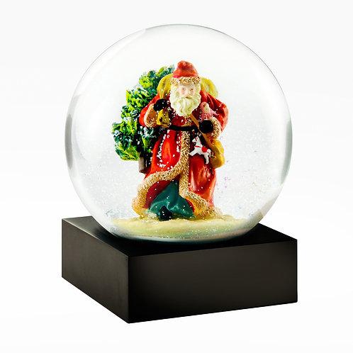 Snow globe SAINT NICK