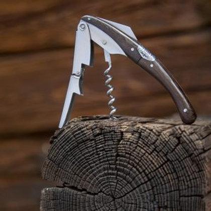 Corkscrew wenghé wood