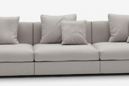 Sofa 340x108 cm -Inspiration