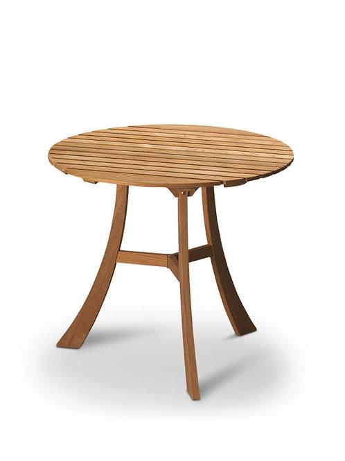 Table round teak VEN