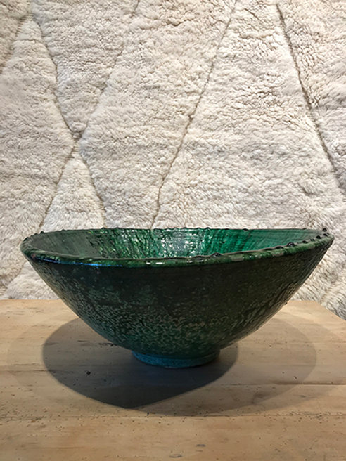 Moroccan Vintage Tamgroute bowl