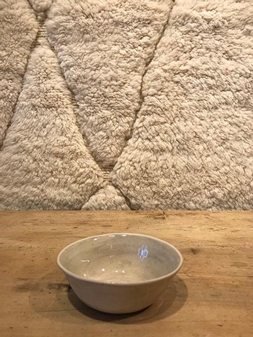 Ramequin bowl plain warm grey