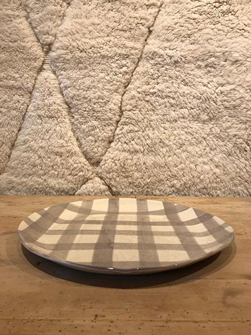 Cake plate pattern