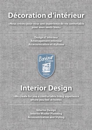 Bonjour Verbier Interior Design Studio