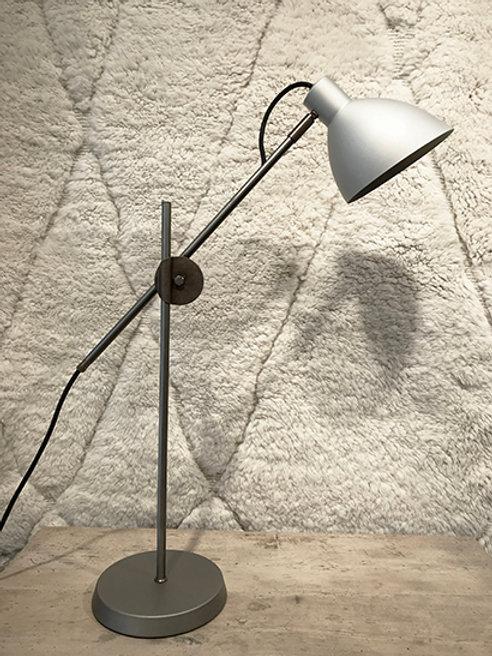 Table lamp raw iron/raw brass