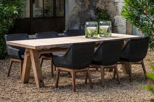 Table teak reclaimed 250cm