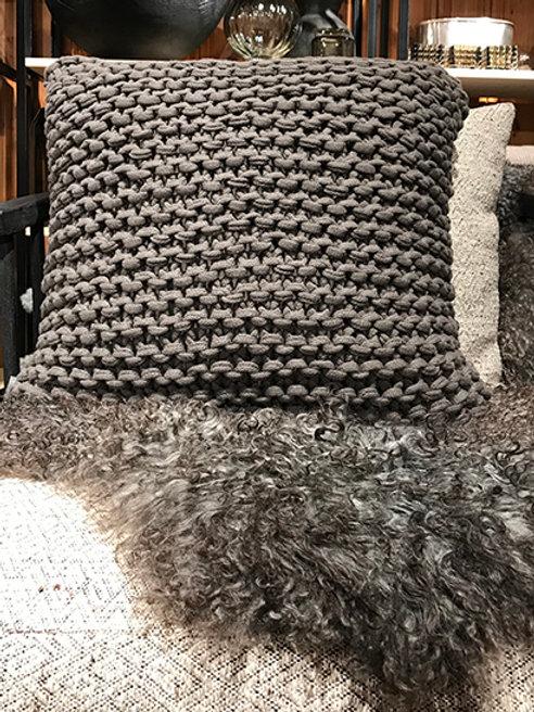 Cushion organic cotton