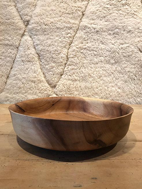 Bowl acacia wood