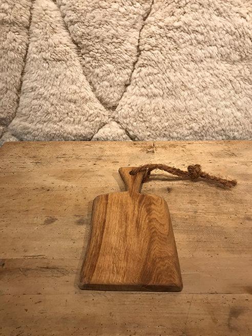 Wooden board oak Extra small
