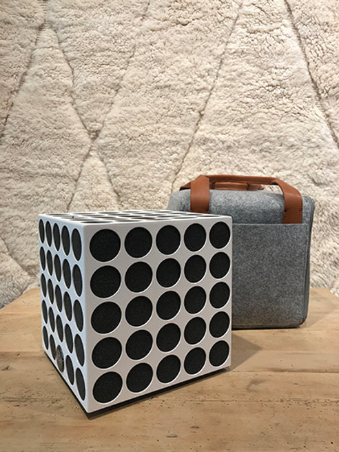 Bluetooth Speaker incl. bag in HiFi Sound Quality 180° sound radiation