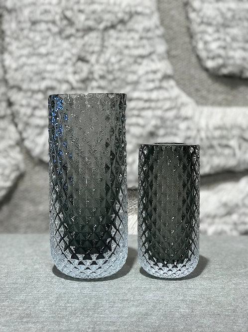 Mouth-blown vase