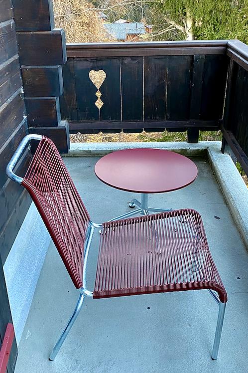 Lounge chair - Spaghetti chair