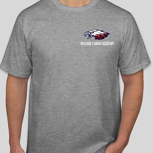 Abney T-Shirt Grey