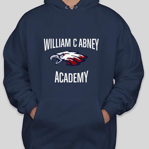 Abney Hoodie Navy