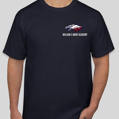 Abney T-Shirt Navy