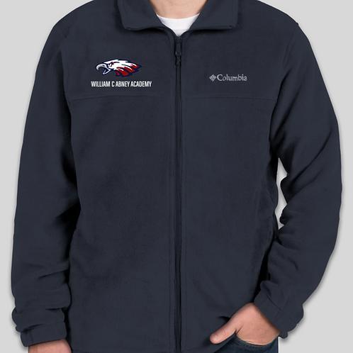 Abney Fleece Jacket Navy