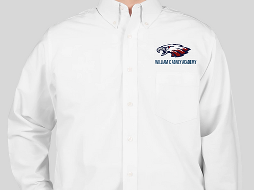 Abney Dress Shirt White