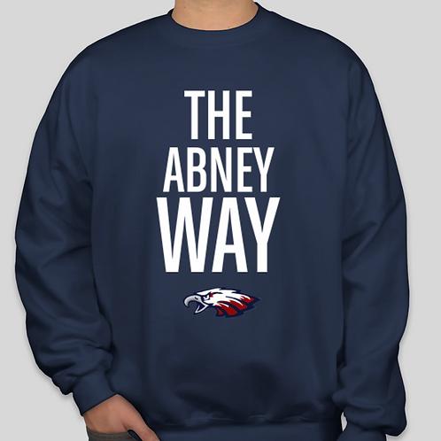 Abney Way Crew Navy