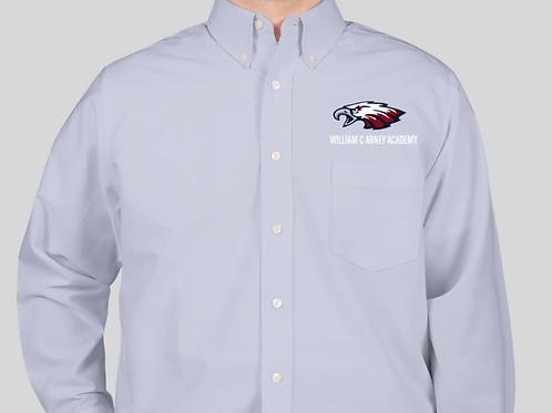 Abney Dress Shirt Light Blue