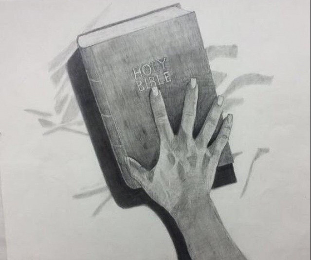 """""""Reaching out"""""""