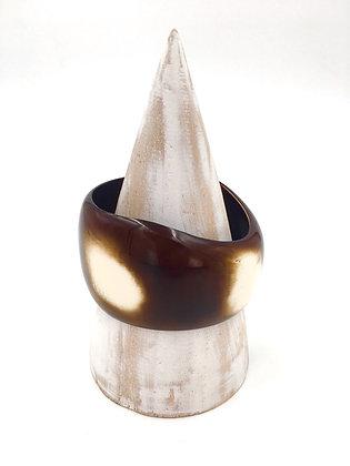 Bracelet en noix de coco