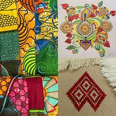 La boutique | Produits artisanaux | Tissus-Broderie