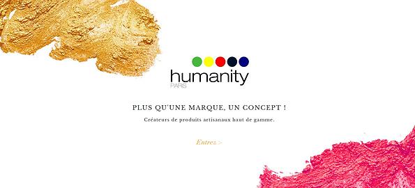 Humanity Paris | Créateurs de produits artisanaux haut de gamme