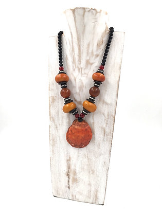 "Collier ""Collection Makoba"""