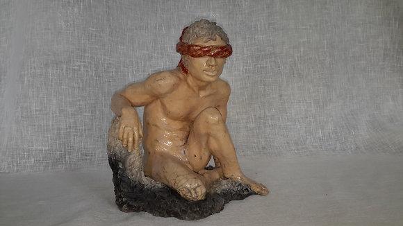 """Sculpture """"Homme"""""""