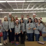 Evans Case Supports Community Charity Event for Underprivileged Families